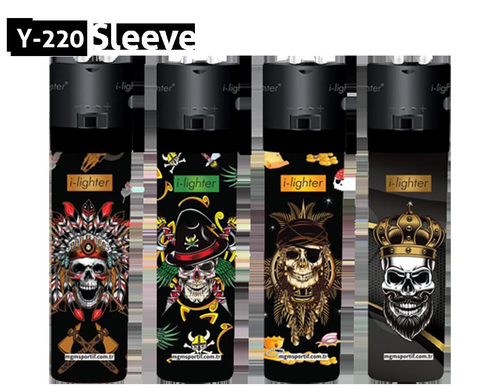 y-220 skull Series